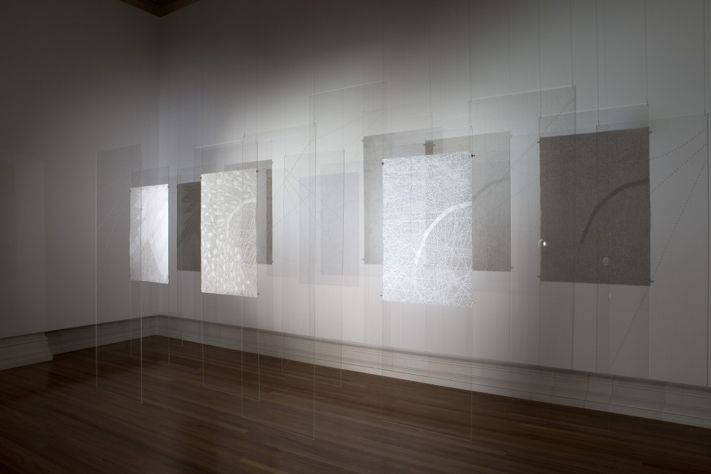 Installation view, RMIT Gallery